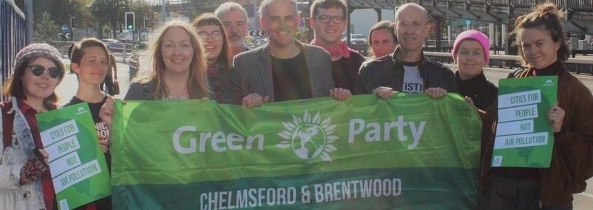 Chelmsford and Brentwood Green Party